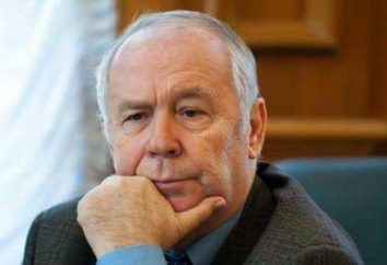 Rybak Vladimir Vasilevich: biografia, la carriera, la politica e la vita personale