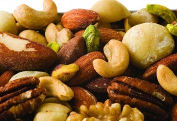 Orzechy: dieta wystarczy garść