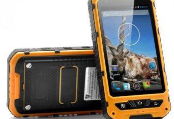 """Teléfono inteligente """"Land Rover A8"""": instrucciones, especificaciones, opiniones"""