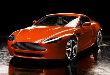 Aston Martin V8 Vantage i jego najnowsze modyfikacje