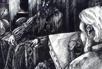 """Sintesi del """"ritratto"""" Gogol ': storia mistica che affligge il cuore"""