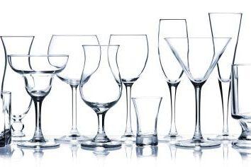 Découvrez combien de ml dans un verre, ce sont les lunettes
