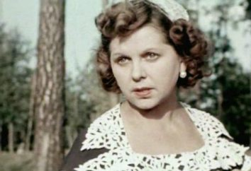 Aktorka Vera Orlova: biografia