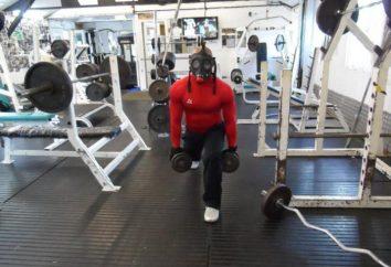Maska do treningu własnymi rękami