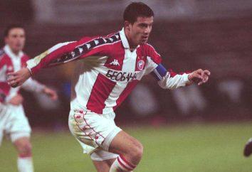 jugador de fútbol yugoslavo Dejan Stankovic
