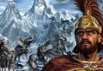 La Segunda Guerra Púnica (218-201 aC ..): causas, consecuencias. Las razones de la derrota de Cartago en la Segunda Guerra Púnica. ¿Cuál es la diferencia de la Primera y Segunda Guerra Púnica?