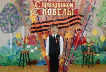 Día de la victoria en la guardería. 9 de mayo en el jardín de infantes