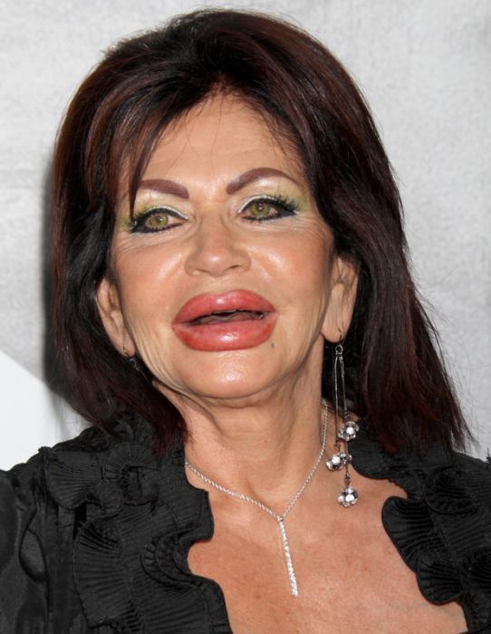 Sylvester Stallone Mutter