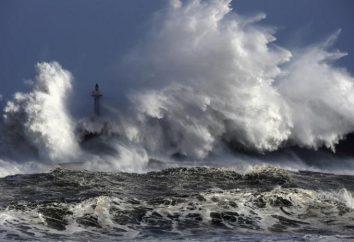 Warum von einer großen Welle träumen? Oneiromancy