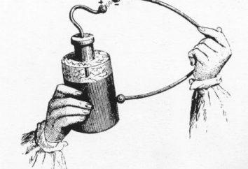 Złożona kwestia, który wynalazł elektryczność