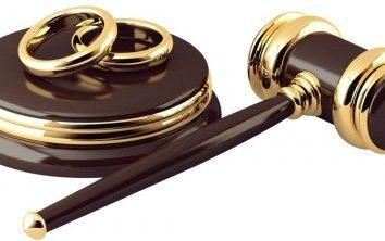 Arquivos para o divórcio: elaborar uma ação de divórcio e pagar a taxa de Estado