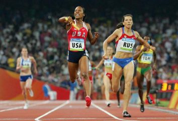 Anastasia Kapachinskaya – um dos russos mais rápidos
