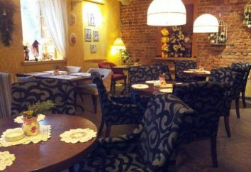 Restaurantes populares en Tver