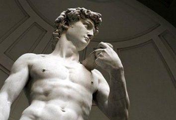 Marmur David. Michelangelo i jego tworzenie