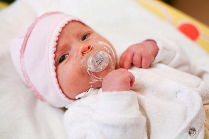 Muskeltonus Baby