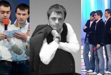 """Teimuraz Badziev: producent wykonawczy """"stażystów"""" i """"SashaTanya"""" rozpoczyna cykl """"brodaty"""""""