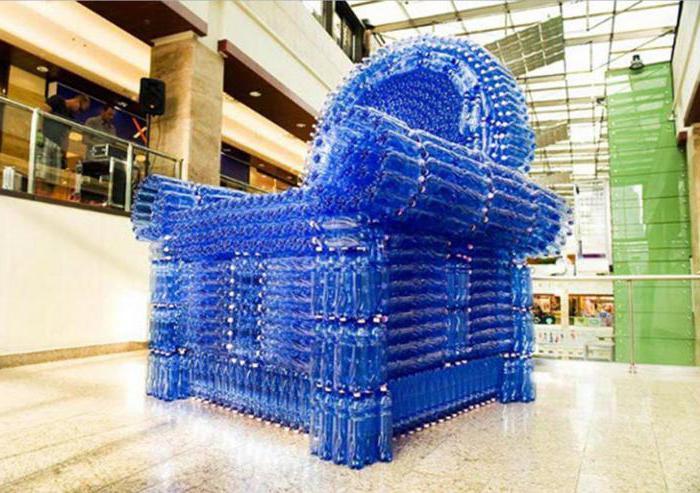 Poltrona Bottiglie Di Plastica.Come Fare Una Sedia Di Bottiglie Di Plastica Con Le Tue Mani