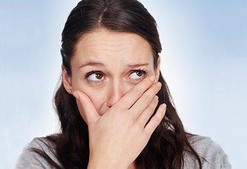 Goryczy w ustach po antybiotyki. Jak pozbyć się gorzkiego smaku w ustach po antybiotyki