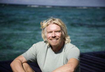 """Biografia de Richard Branson e seu livro """"Para o inferno com tudo! Pegue e faça!"""""""