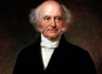 Presidente Martin Van Buren: biografía