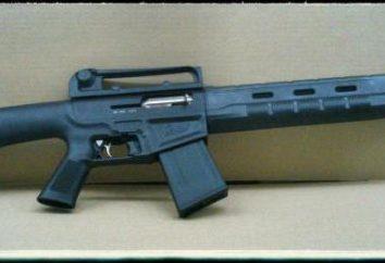 Shotgun MP 155K: dane techniczne, opinie właścicieli