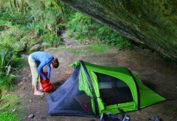 Wybierając wakacje z namiotem na Oka: kemping lub prywatność?