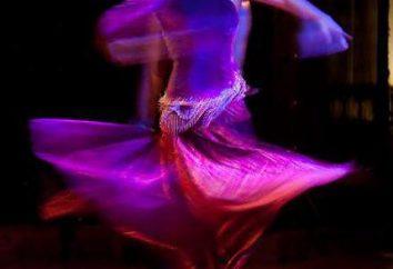 Fouette – taniec postać