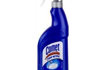 """Cleaners """"Komet"""": Composizione, specifiche e recensioni"""