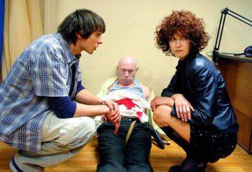 """""""Vendedor Night"""". Atores e papéis, traçar o horror crime comédia"""