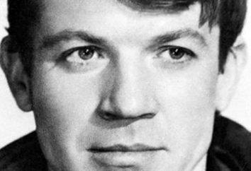 acteur soviétique Gennady Korol'kov: biographie, famille et carrière