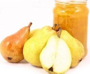 Cómo cocinar la mermelada de peras