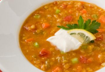 Czerwona soczewica: Przepisy kuchni wegetariańskiej