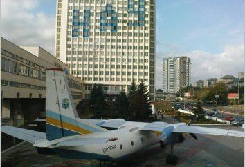 Narodowy Uniwersytet Lotnictwa w Kijowie (NAU): opis, specjalność i opinie