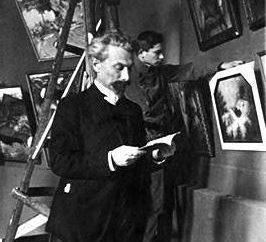Pasternak Leonid Osipovich: obrazy, biografia