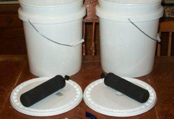 Come filtrare l'acqua con le mani?