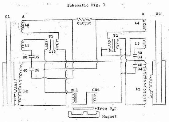 Der Hendershot-Generator Hendershot Generator Schaltung on