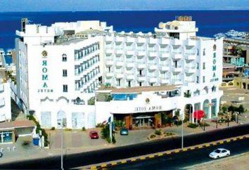 Roma Hotel Hurghada 4: clásica Hotel egipcio