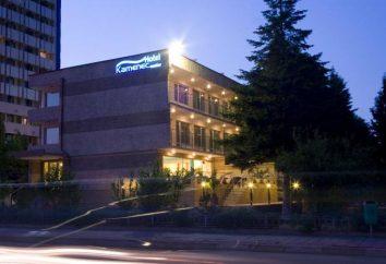 Hotel Kamenec Nessebar 2 * (Nessebar, Bulgária): descrição geral, descrição, quartos e comentários