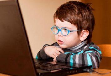 L'hypermétropie enfant. Causes et traitement