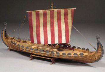 Dzielni Wikingowie: Statek i styl życia