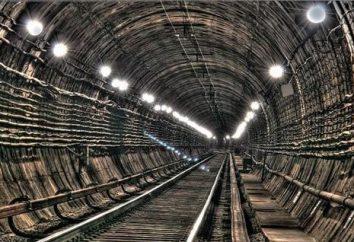 """Cuando vea la estación de metro """"Solntsevo""""?"""