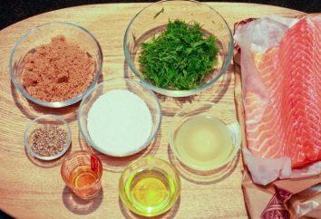 Jak marynowane czerwone ryby w domu? To proste!