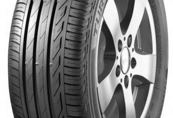 Bridgestone Turanza T001: opinie. Bridgestone Turanza T001 – opony dla Twojego samochodu