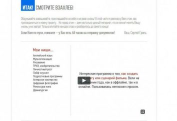Sergey Rand: negatives Feedback. Kostenloses Online-Seminar Sergeya Granya