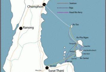 Jak dostać się z Bangkoku do Koh Samui samolotem, autobusem lub pociągiem?