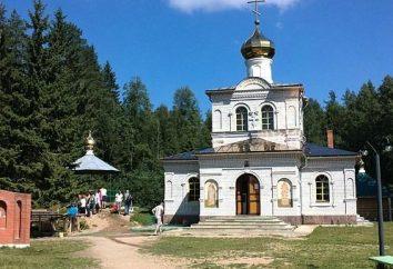 Source Tverskaya St. Okovetsky: puissance miraculeuse