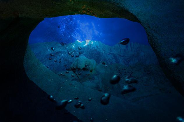 ocean les plus profond