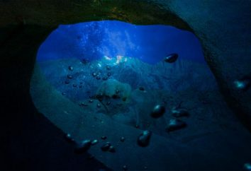 El punto más profundo en los océanos: la fosa de las Marianas