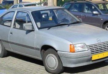 Opel Kadett – niemiecki samochód ludowy