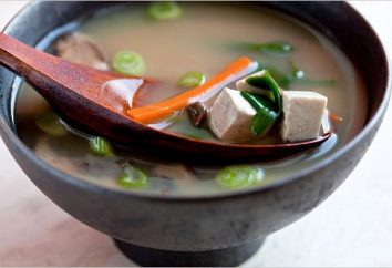 Sopa de Miso – o que é? Segredos de pratos de cozinha.